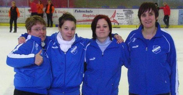 Eisstock: Damen holen erneut Hessenpokal