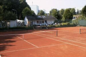RSV-Tennisanlage wieder geöffnet