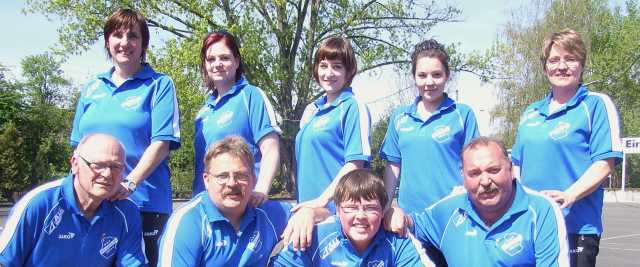 Eisstock: Doppelsieg bei Hessenmeisterschaft