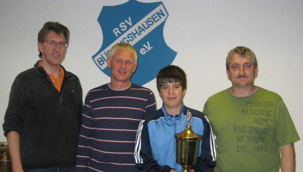 Paul-Schneider-Gedächtnisturnier der Tischtennisabteilung mit Rekordteilnahme