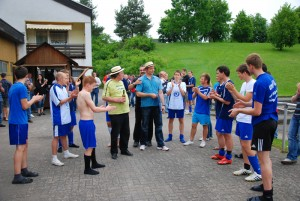 """""""Märze"""" macht den Sack zu: RSV auch 2010/2011 Kreisoberligist!"""