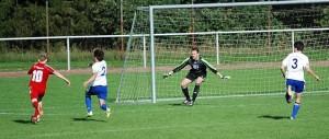 Irrer Sonntag: 1. Mannschaft siegt in verrücktem Spiel 6:4 bei der SG Eschenburg