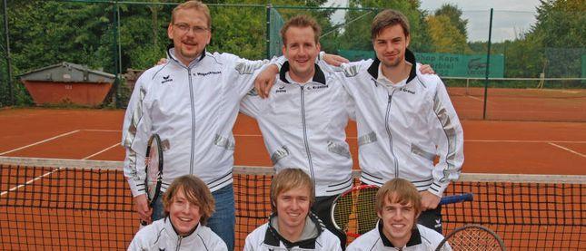 Tennis-Herren Meister der Kreisliga C