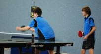 Tischtennis: 1. Jugendmannschaft verliert 0:6 gegen starken Tabellenführer aus Biebrich