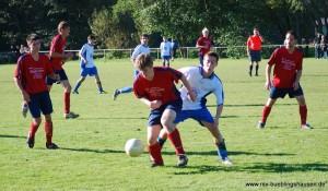 Ärgerliche Niederlage: RSV-Zweite verliert B-Liga-Spitzenspiel beim Tabellenführer Waldsolms II mit 1:2