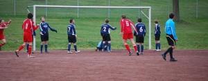 1. Mannschaft schlägt Burgsolms in Kreisoberliga verdient und deutlich 4:0