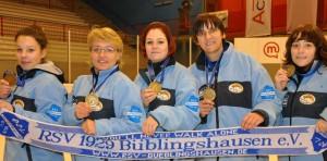 Eisstock: Bronze beim Europa-Cup der Damen