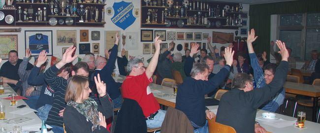 RSV lädt ein zur Jahreshauptversammlung 2020