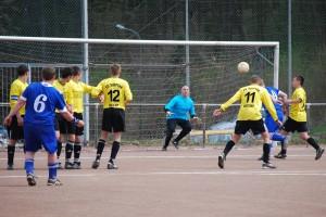 1. Mannschaft unterliegt in Kreisoberliga bei Spartak Wetzlar knapp 0:1