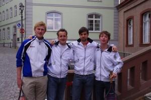 Tennis-Herren starten souverän in die neue Saison