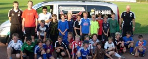 Trainer-Fortbildung leicht gemacht: DFB-Mobil zu Besuch beim RSV