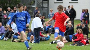 Laurin de Bona mit DFB-Stützpunkt Aßlar erfolgreich