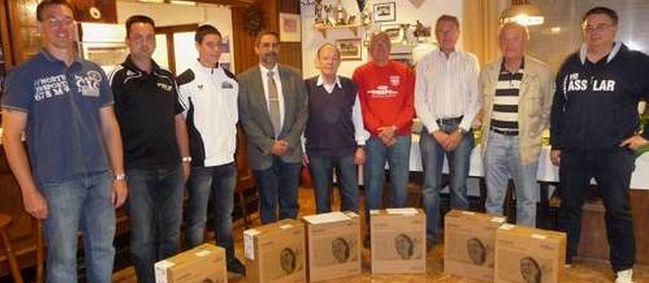Laptops für sechs Kreisvereine – RSV unter den Preisträgern