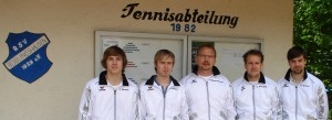 Tennis: RSV-Herren weiter B-Liga-Spitzenreiter