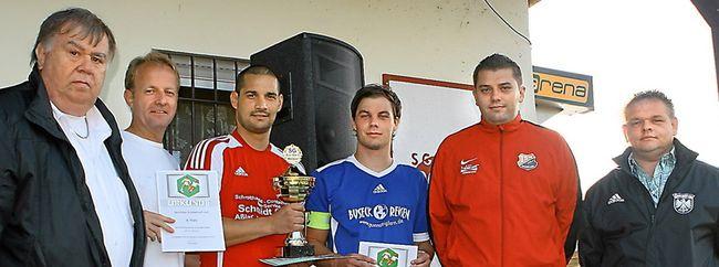 Unglückliche Niederlage im Elfmeterschießen: RSV wird bei RW-Turnier Zweiter