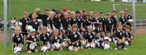 RSV-Fußballcamp 2011: Knapp 40 Kids hatten drei Tage Spaß
