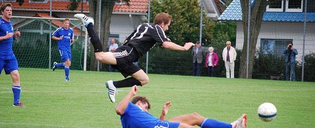Fehlstart: 1. Mannschaft verliert Derby zum KOL-Auftakt 1:4 in Münchholzhausen