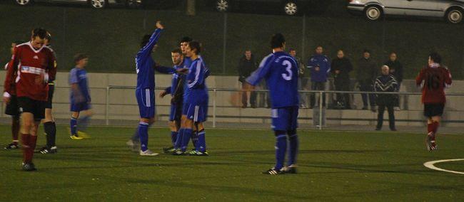 Wetzlar würgt sich weiter: RSV verlangt dem Hessenligisten alles ab