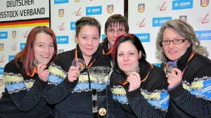 Deutscher Meister! RSV-Eisstockdamen holen sich in Waldkirchen den Titel!
