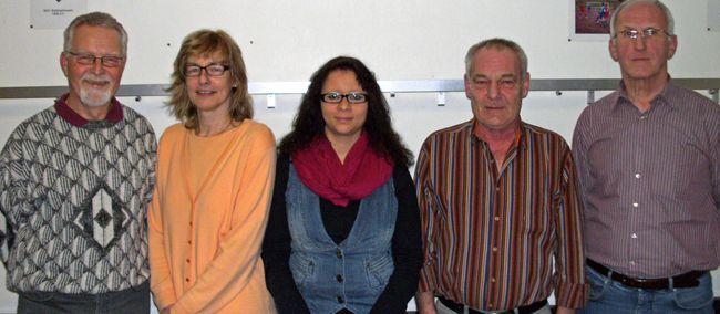 Jahreshauptversammlung 2012: Dieter Schulz für zwei weitere Jahre am Steuer