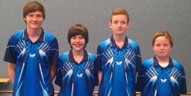 Tischtennis-Jugend räumt ab