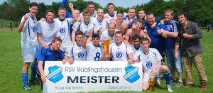 Aufstieg perfekt! 2. Mannschaft schießt sich durch 6:0-Erfolg über Cleeberg II in die A-Liga
