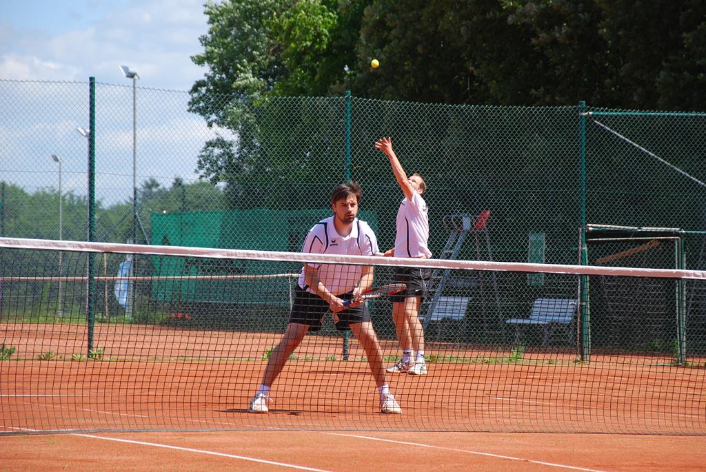 RSV-Tennis-Herren mit erneutem Heimerfolg