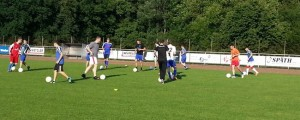 RSV-Fußballer starten in Vorbereitungsphase