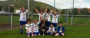 Read more about the article F2 gewinnt Turnier des FC Großen-Buseck
