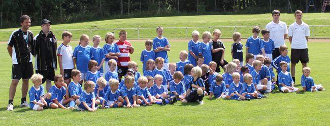 Fußballcamp beim RSV Büblingshausen wieder ein voller Erfolg
