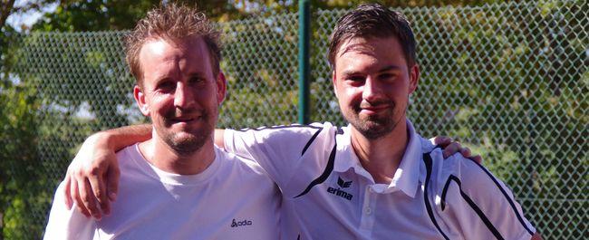 Tennis: Carsten Krämling wiederholt Vorjahres-Triumph