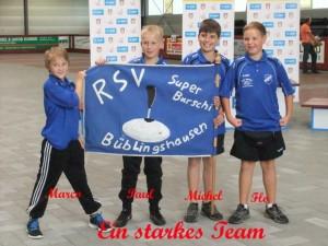 Eisstock: U14 holt sensationell Bronze