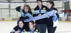 Read more about the article RSV-Eisstock-Damen sind Vize-Europapokalsieger