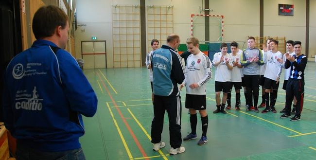 "Jugendturniere im Rahmen des ""Skoda-Cups"""