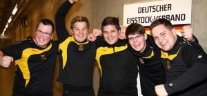 Büblingshäuser wird Vize-Europameister