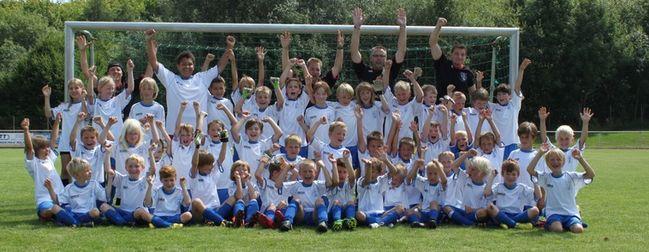 Drei Tage Fußball-Spaß total: RSV-Camp setzt Maßstäbe