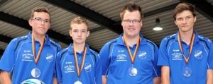 Eisstock: Medaillenregen bei Deutscher Meisterschaft – Junioren holen nationalen Titel