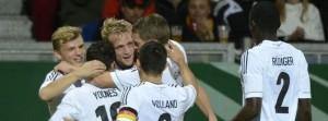 D-Junioren zu Gast bei Deutschlands U21