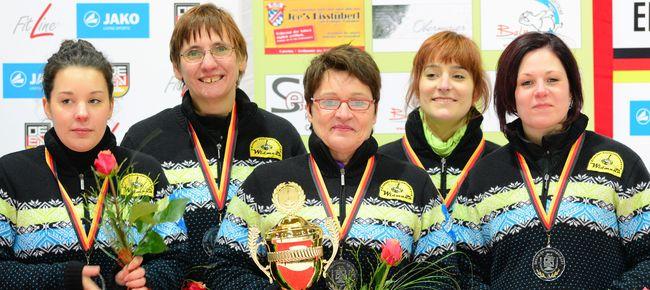 RSV-Stockschützinnen holen Bronze