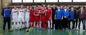 Jugendturniere im Rahmen des Skoda-Cups 2014: fairer und spannender Sport