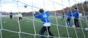 Talentförderung Mittelhessen startet mit Fördertraining für Juniorenspieler