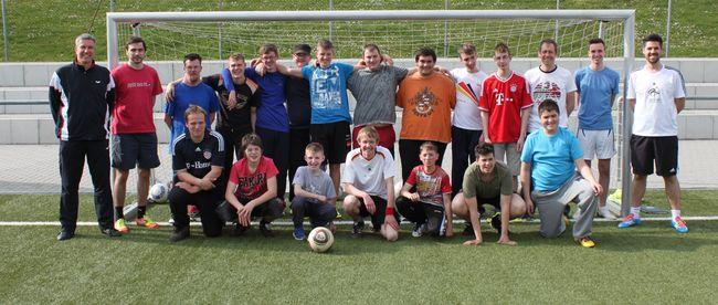 Fußball-ID: Hessenliga mit dem RSV