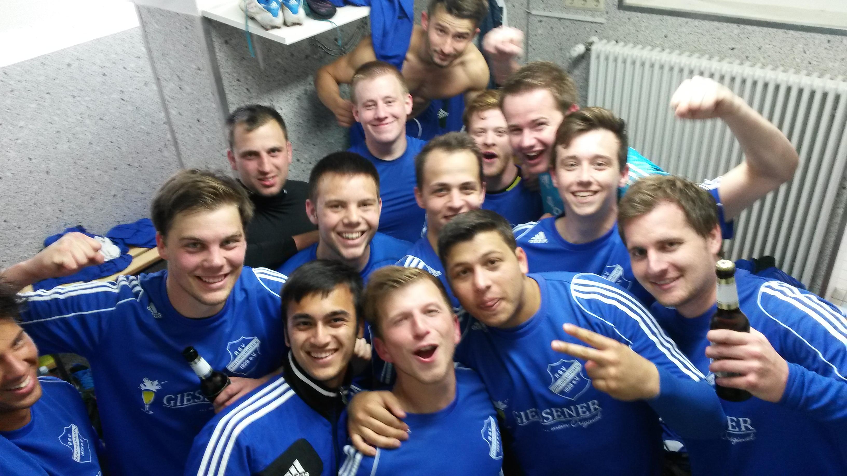 Letzter Spieltag: RSV-Zweite bleibt nach 1:1 bei der SG Nauborn/Laufdorf A-Ligist