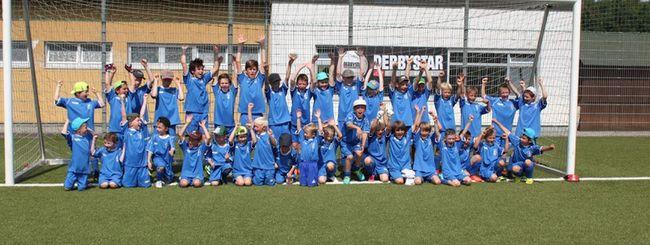 RSV-Fußball-Camp: 42 Kinder und drei Tage Spaß