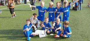 RSV-Bambini siegen souverän beim Euromicron-Cup der JSG Sinn/Fleisbach