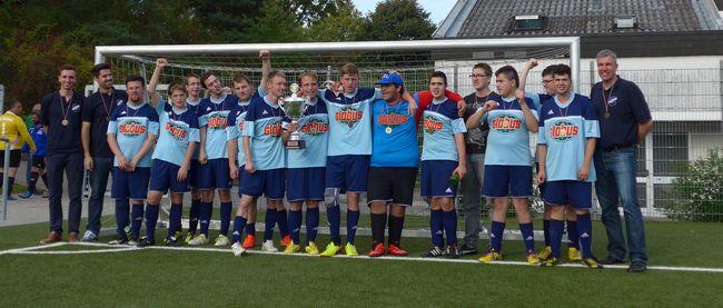 "RSV-Fußball-ID holt ""Elfer-Hessen-Cup"""