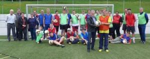Lahn-Dill-Kreis unterstützt Fußball-ID im RSV