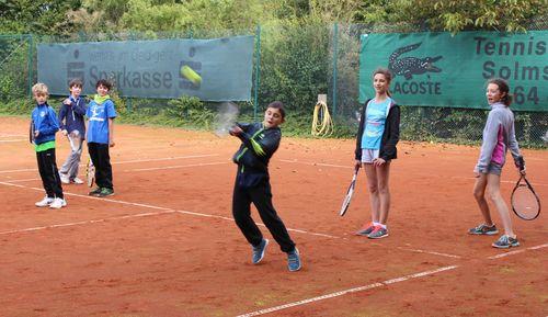 Tennis-Kinder- und Jugendtraining 2021: Jetzt anmelden!
