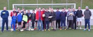 Sportkreis Lahn-Dill unterstützt Fußball-ID beim RSV