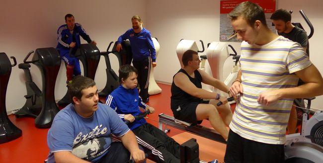 RSV-Fußball-ID und Goetheschule kooperieren
